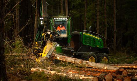 RDOJohnDeereForestrySector   Earthmoving Equipment Magazine