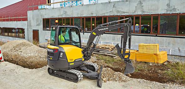 Volvo Excavators Up For Any Challenge | Earthmoving Equipment Magazine