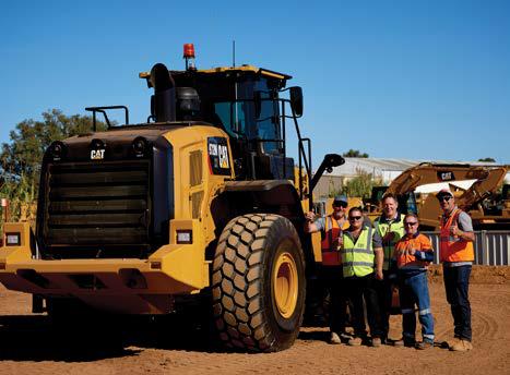CAT® 972M XE Wheel Loader   Earthmoving Equipment Magazine