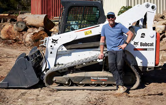 Bobcat T870 Compact Loader | Earthmoving Equipment Magazine