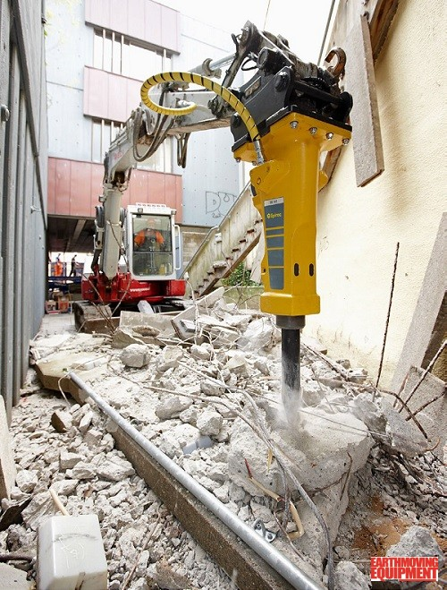Atlas Copco Group Splits To Create New Construction And