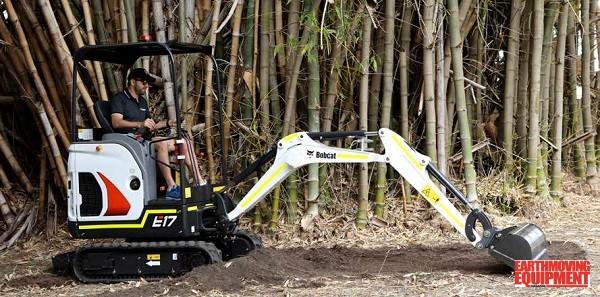 mini excavator market research