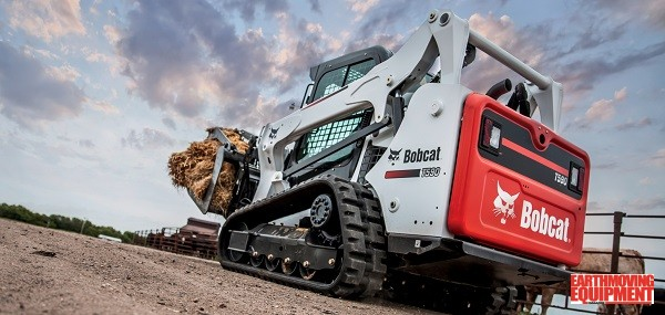 Bobcat® T590 Compact Track Loader | Earthmoving Equipment Magazine
