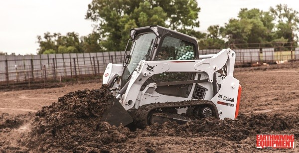 Bobcat® T590 Compact Track Loader | Earthmoving Equipment